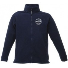 Royal Navy Aircraft Carrier Fleece Jacket