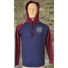 Blues and Royals Baseball Hoodie