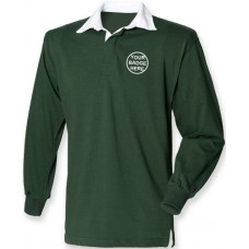 RAF Long Sleeve Rugby Shirt