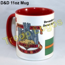 Devon and Dorsets Mug