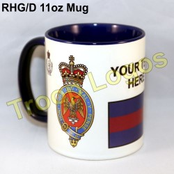 Blues and Royals 11oz Mug